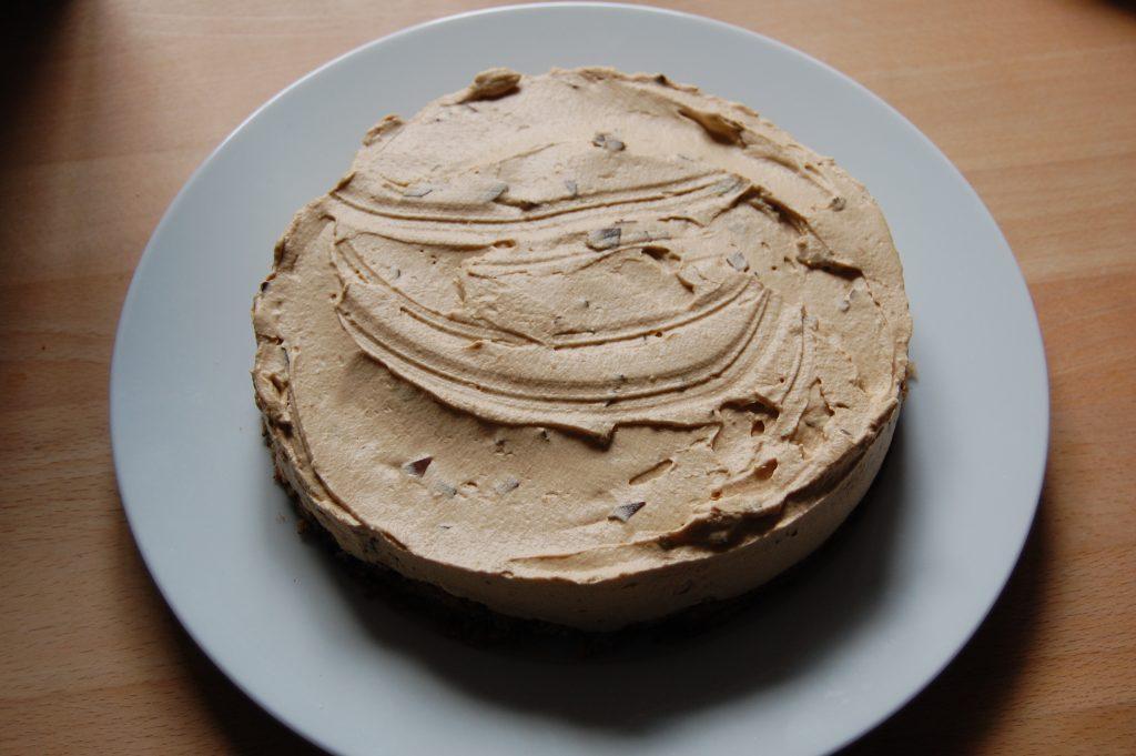 Cappuccino Torte Anne Kocht Glutenfrei