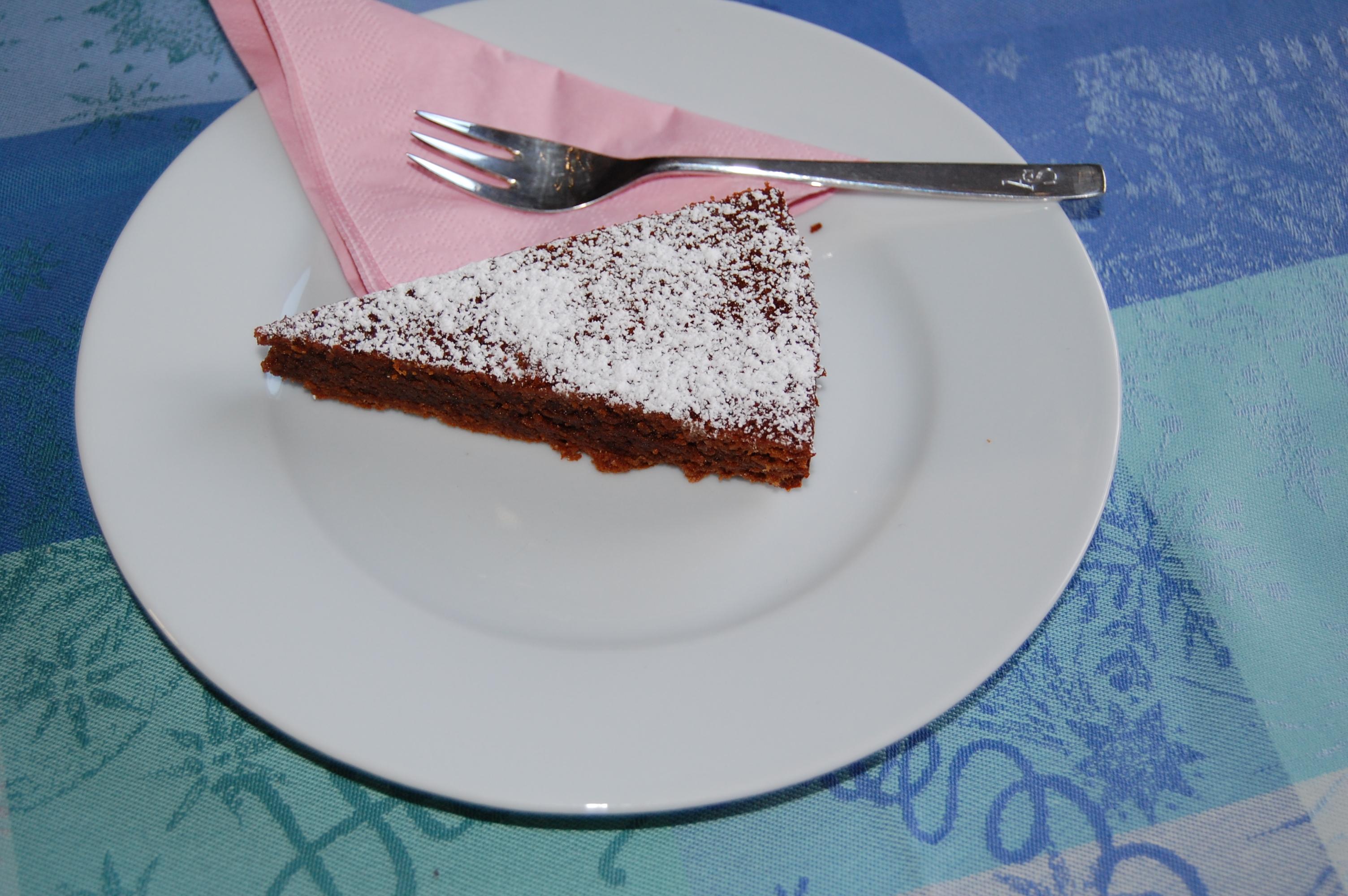 Murielles Schokoladenkuchen Anne Kocht Glutenfrei