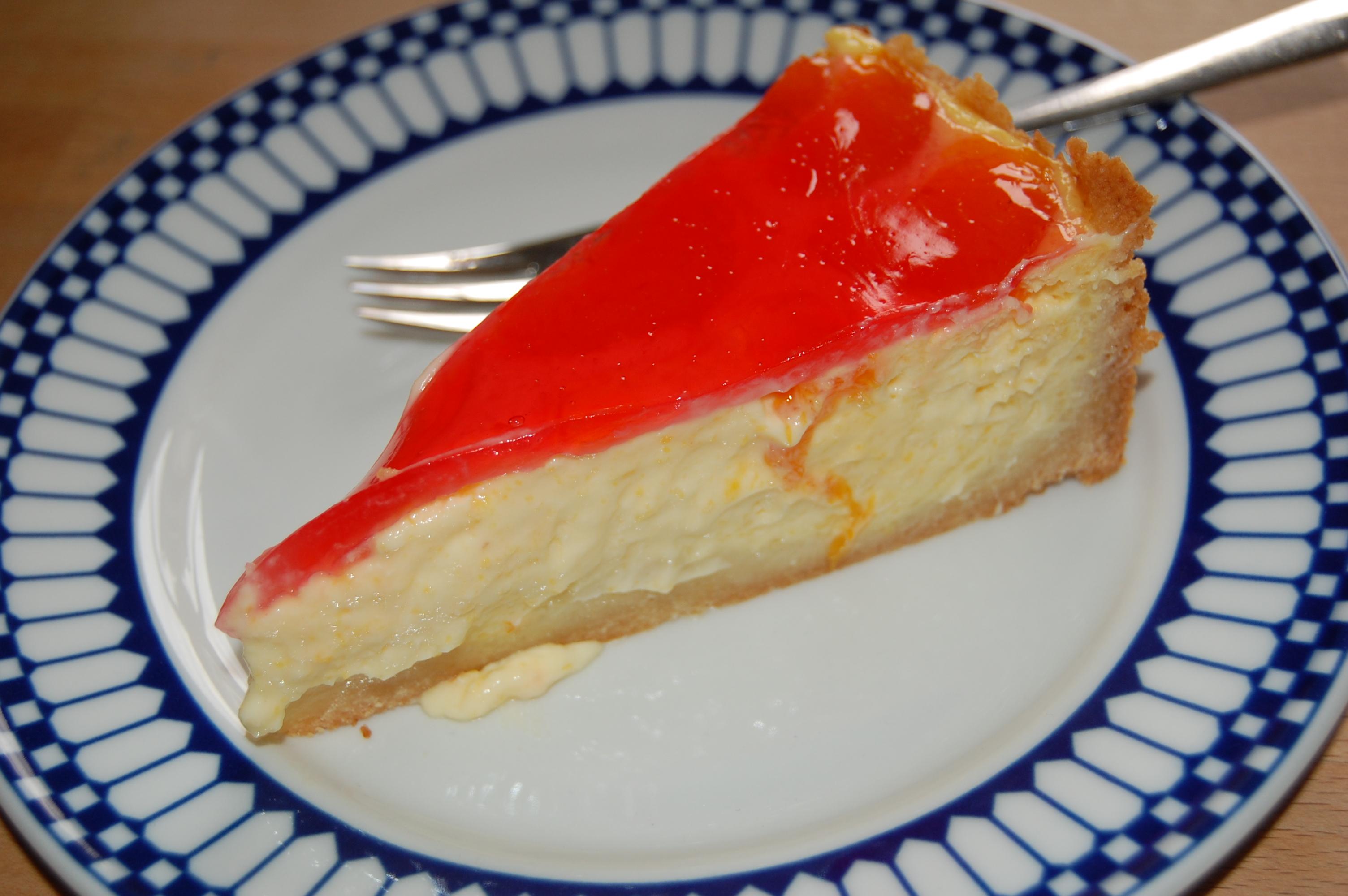 Schmand Quark Pudding Kuchen Anne Kocht Glutenfrei